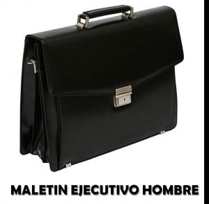 comprar maletin ejecutivo hombre barato piel